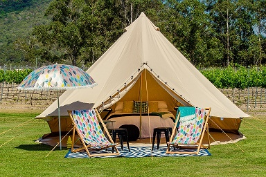 Image showing Soulpad Bell Tent