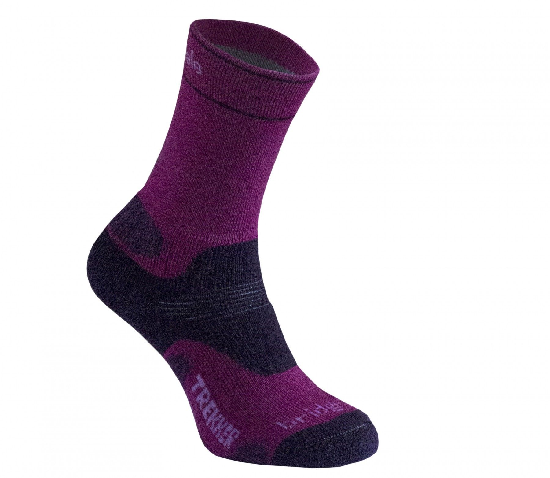 Bridgedale Trekker Womens With CuPED | Walking Socks