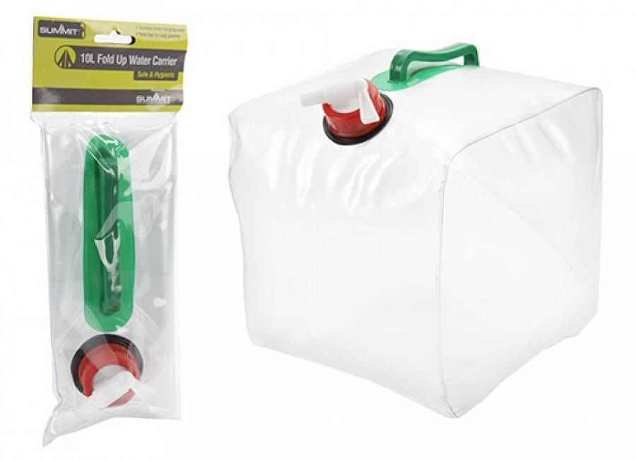10 Litre Fold Up Water Carrier