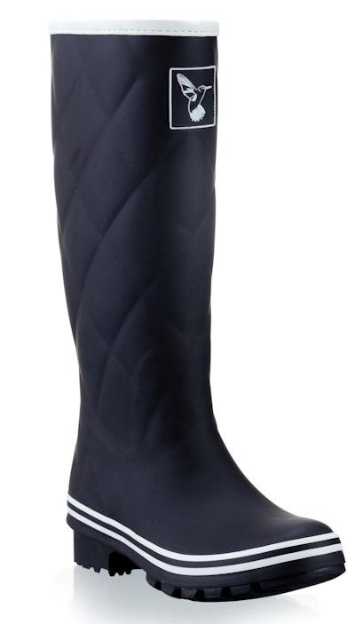 Evercreatures Womens Cardinal Tall Wellington Boots Luxe Wellies