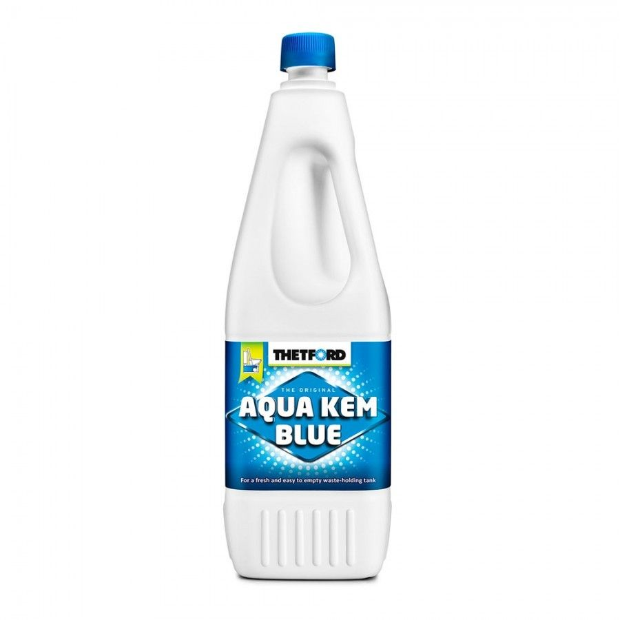 Thetford Aqua Kem Blue 1Lt  Chemical Toilet Fluid