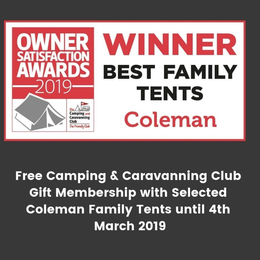 Camping and Caravanning Club Gift Membership