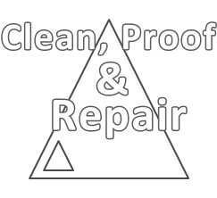 Clean , Proof & Repair