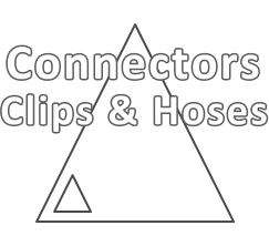 Clips ,Connectors, Regulators & Hoses