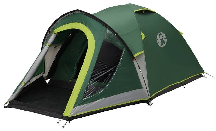 Coleman Kobuk Valley 4 Plus Tent Blackout