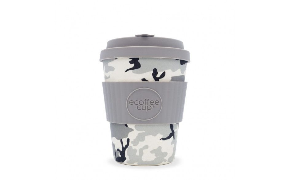 Ecoffee Reusable Cup - Cacciatore 12oz - Organic