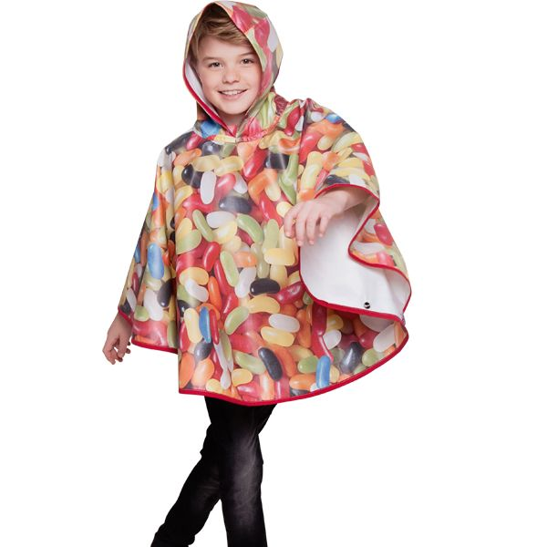 FieldCandy Designer Kids  Poncho -  Sweet Dreams