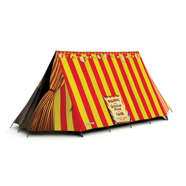 FieldCandy Original Explorer Tent Designer - Big Top