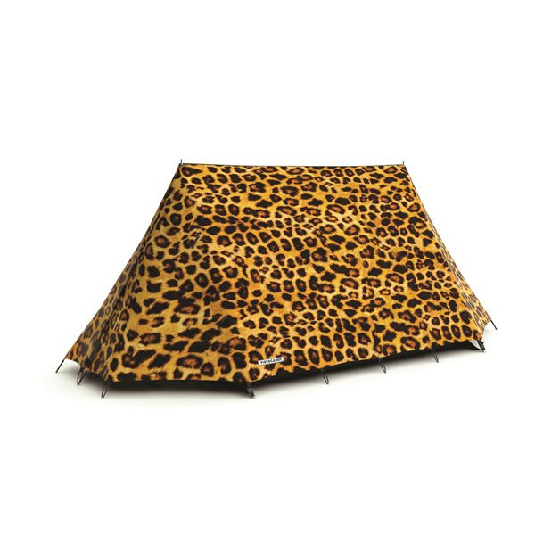 FieldCandy Original Explorer Tent Designer - Don't be a Leopard