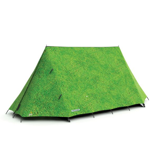 FieldCandy Original Explorer Tent Designer - Grass is Greener