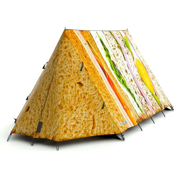 FieldCandy Original Explorer Tent Designer - Picnic Perfect
