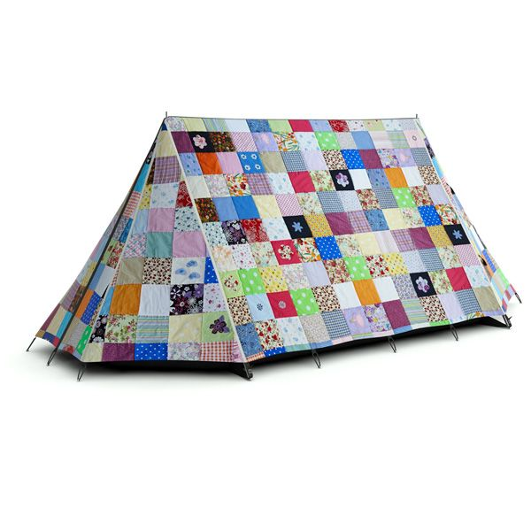 FieldCandy Original Explorer Tent Designer - Snug as a Bug