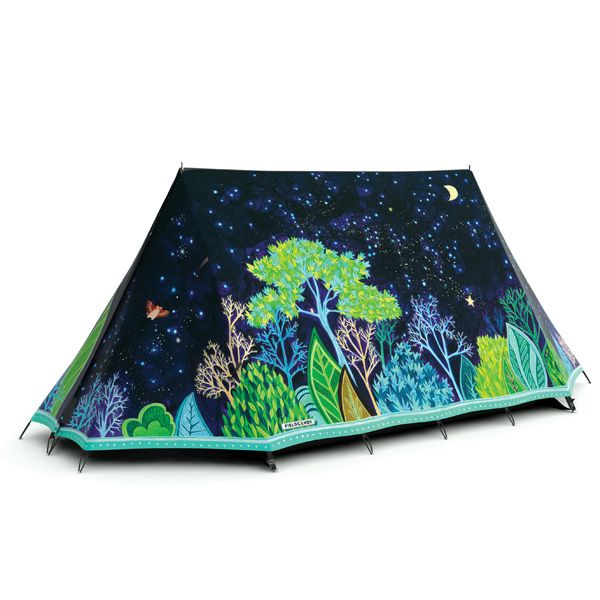 FieldCandy Original Explorer Tent Designer - Ten Million FireFlies