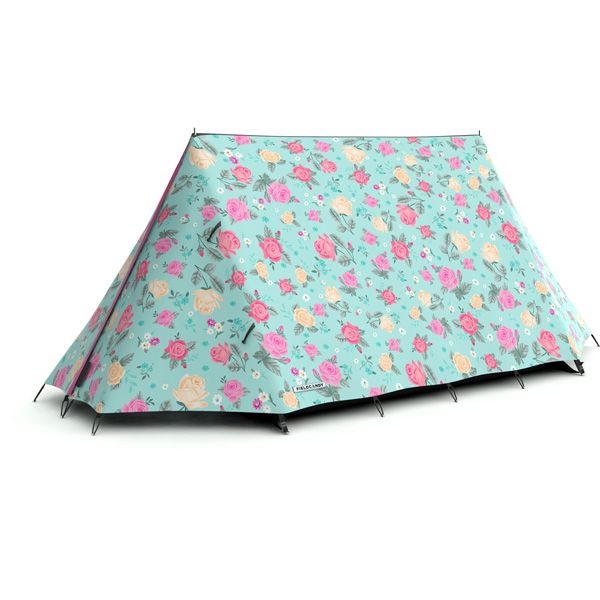 FieldCandy Original Explorer Tent Designer - Touch of Chintz