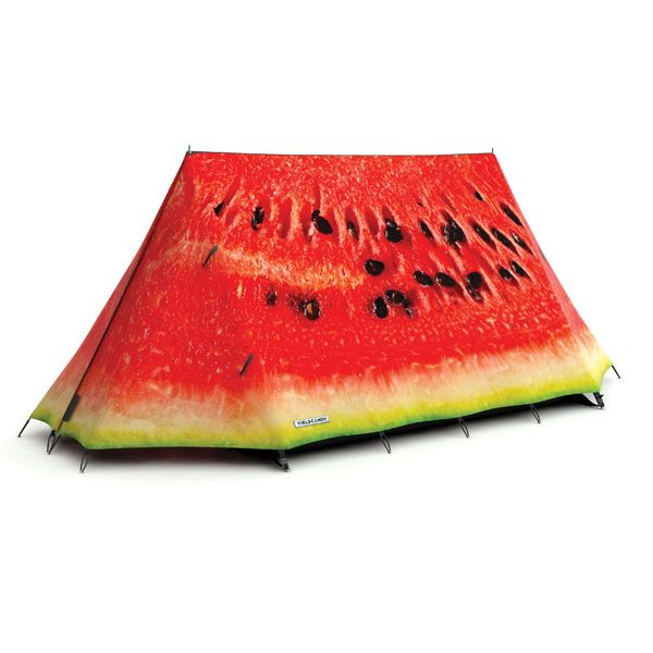 FieldCandy Original Explorer Tent Designer - What a Melon