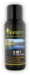 Grangers 2 in 1 - Clothing Cleaner and Reproofer 60ml