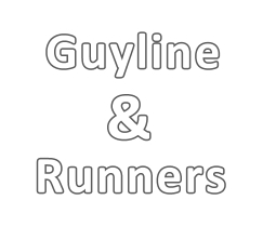 Guyline, Runners & Rubbers