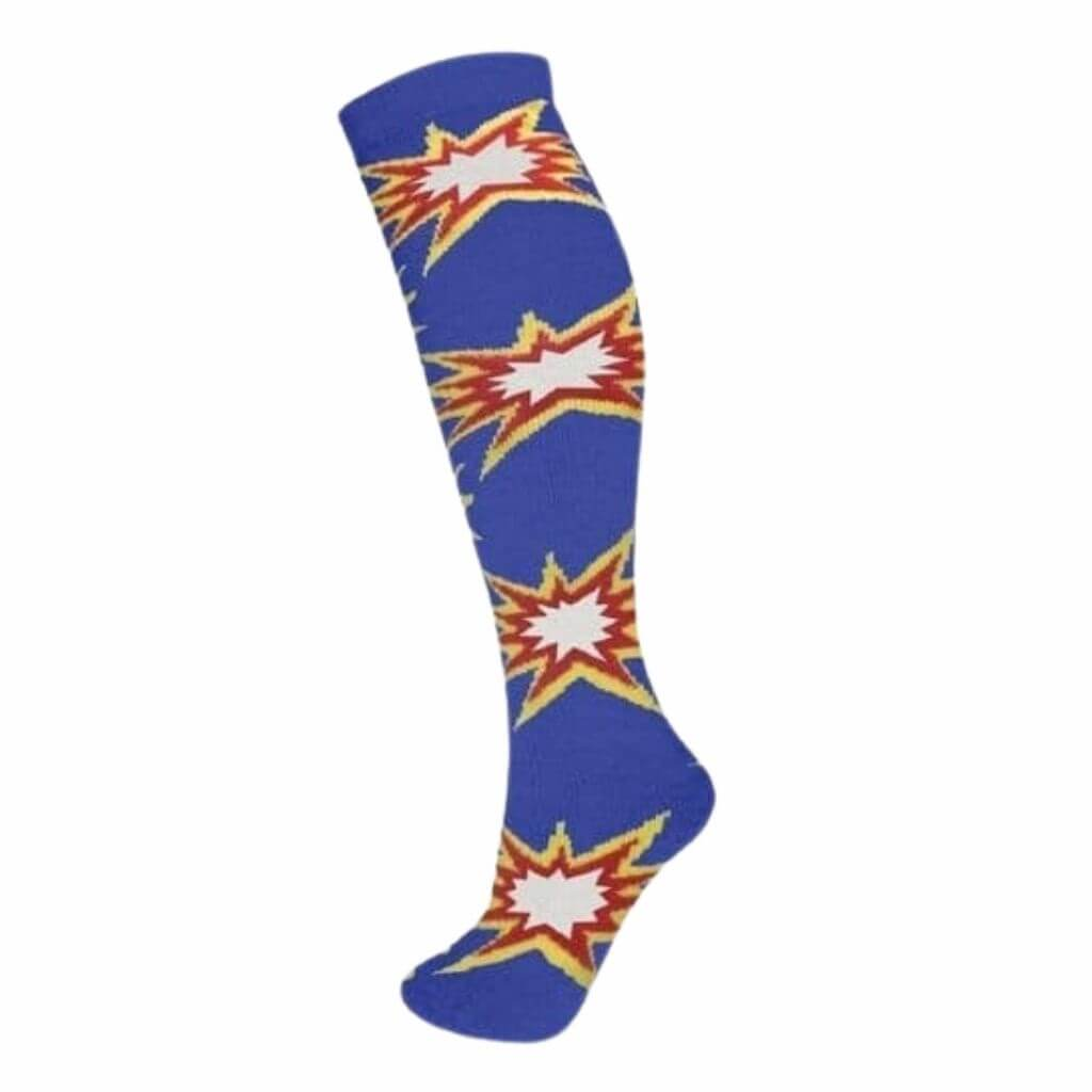 Kapow Kids  Thermal Ski Socks 12.5 - 3.5