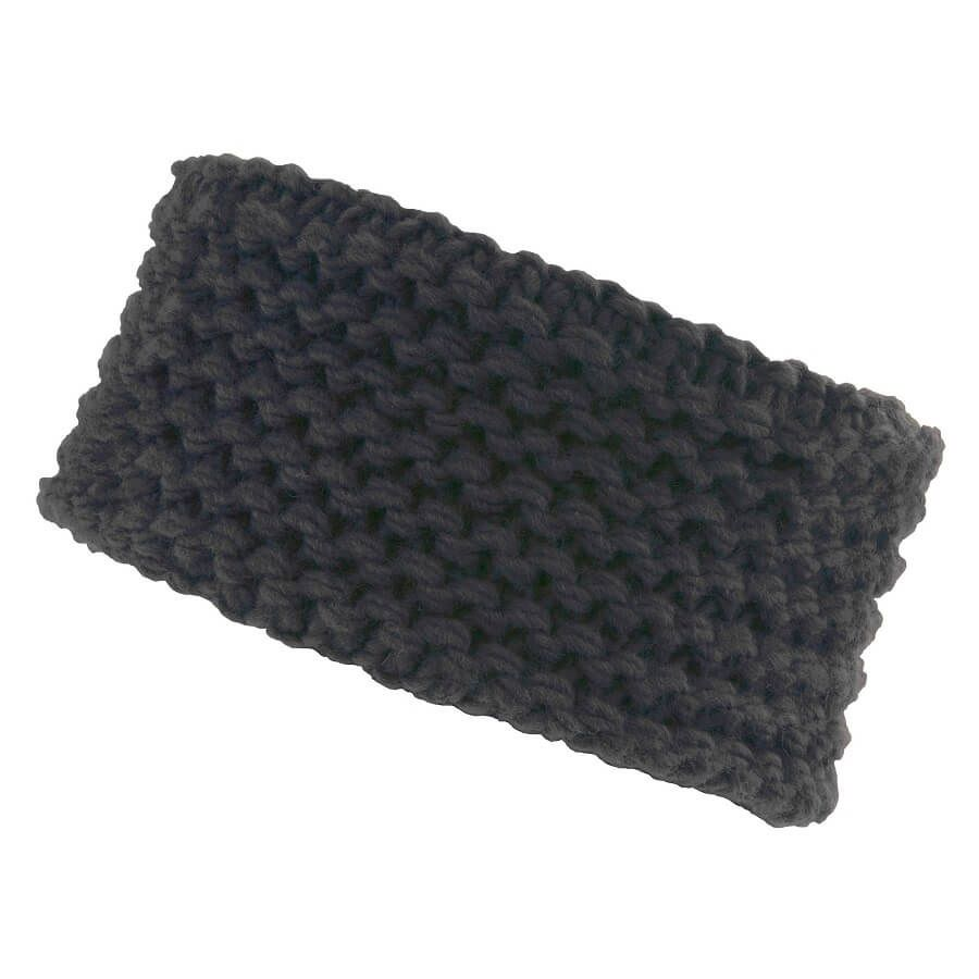 Manbi Pasha band Black - Knitted Headband