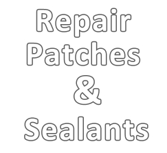 Repair Patches & Sealants