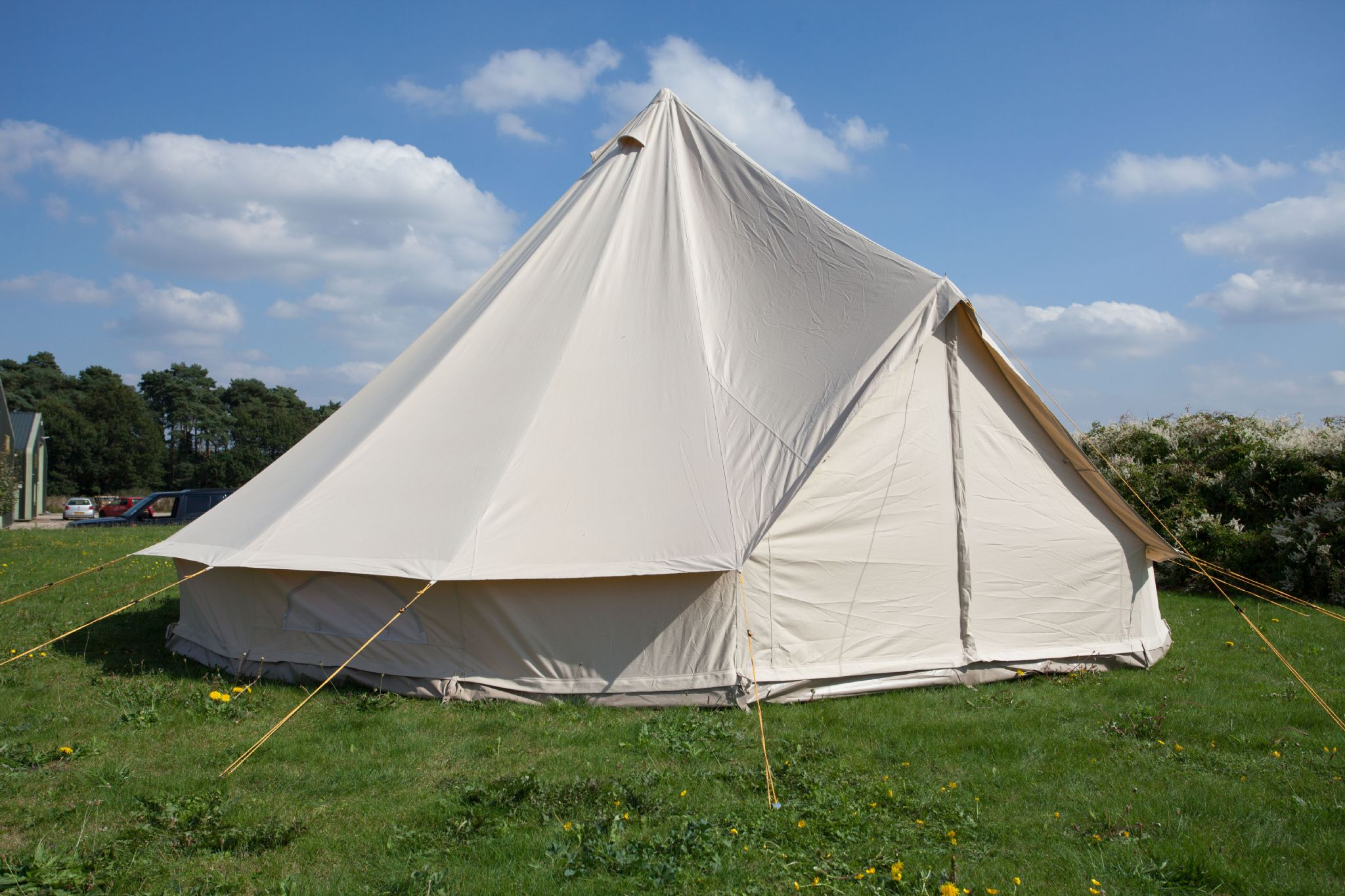 & SoulPad 6000 Hybrid - G - 6m Bell Tent 6 Person
