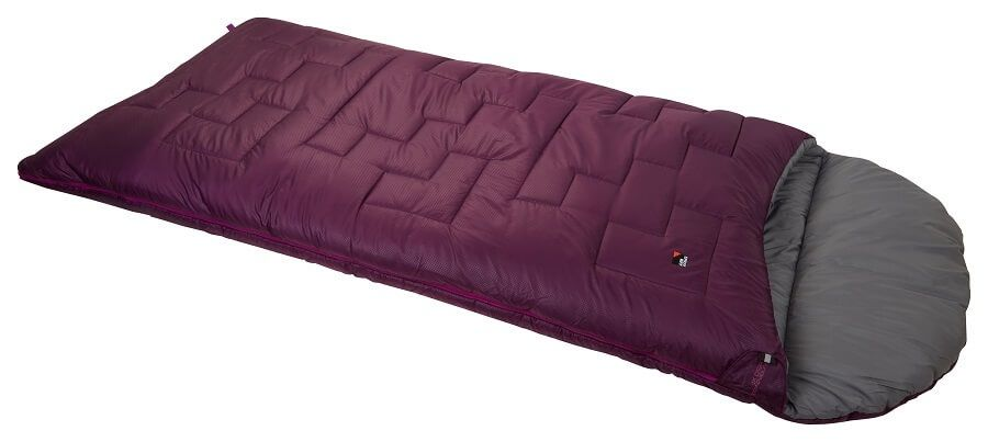 Sprayway Endeavour 350 XL Sleeping Bag  Pink