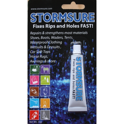 Stormsure - Tent Repair - Fixes Rips & Holes Fast