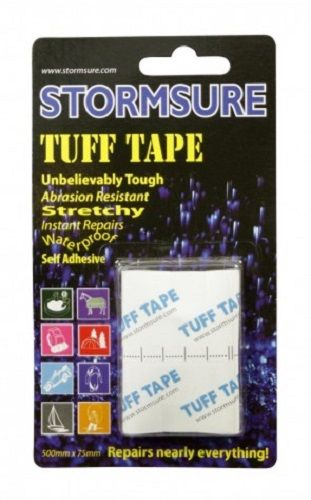 Stormsure Tuff Tape Self Adhesive Tent Repair Tape 500 x 75mm
