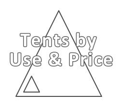 Tents by Use & Price