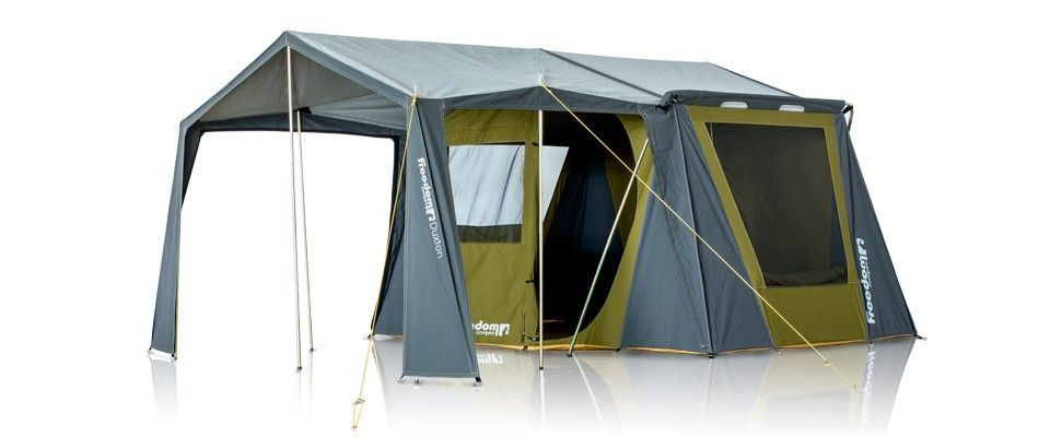Zempire Duxton | 4 Person Canvas Tent