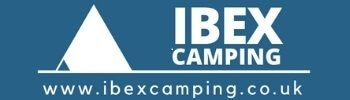 IBEX Camping Logo Links to Home Page